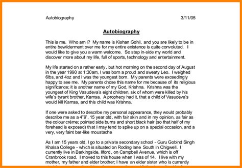 8 how to start a autobiography monthly bills template