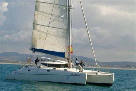 catamaran sailing koh samui catamaran wisdom yachts tours on koh samui