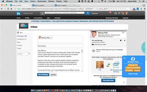 Le App Da Utilizzare Per Linkedin Fastweb Linkedin Inmail Message Templates