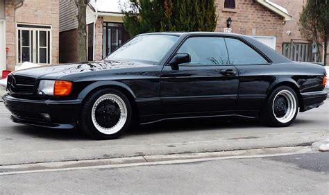 mercedes classic modified image gallery mercedes 560sec