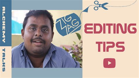 comedy film editing techniques tamil short film editing tips overview film making