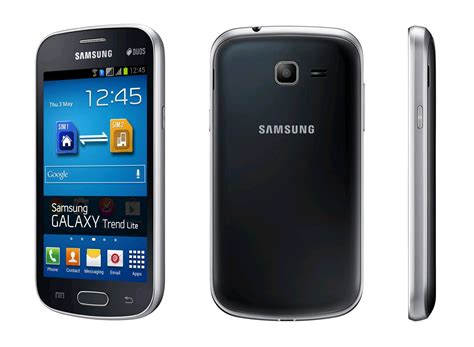 Galaxy Trend samsung philippines announces the galaxy trend lite specs