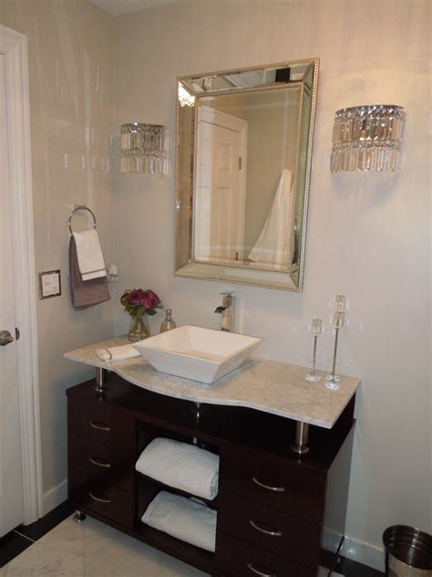 Bathroom With Dressing Room by Traditional Bathroom Dressing Room