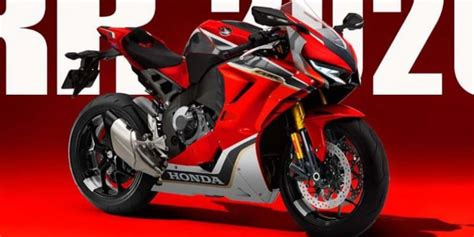 Honda Superbike 2020 by New 2020 Honda Cbr1000rr In The Autoportal