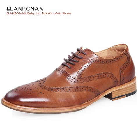 aliexpress buy luxury mens shoe brand elanroman