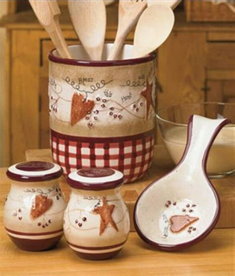 Hearts And Stars Kitchen Collection | country hearts stars kitchen pinterest