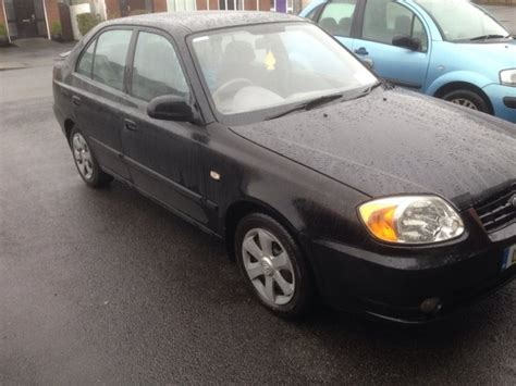 Hyundai Accent Mileage by Hyundai Accent 2003 Low Mileage Nct Til April 2017 For