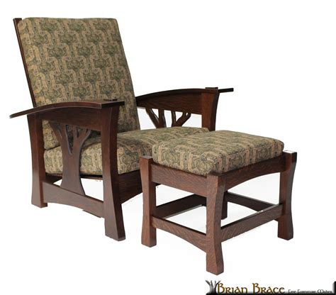 Morris Armchair by Furniture For Sale Arbor Bow Morris Chair And Bow Ottoman Artsyhome