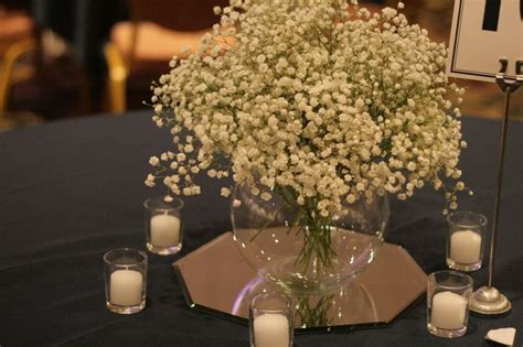 baby s breath centerpieces discover and save creative ideas