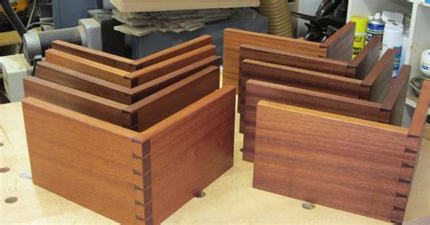 David Barron Furniture by David Barron Furniture Dovetail Alignment Boards
