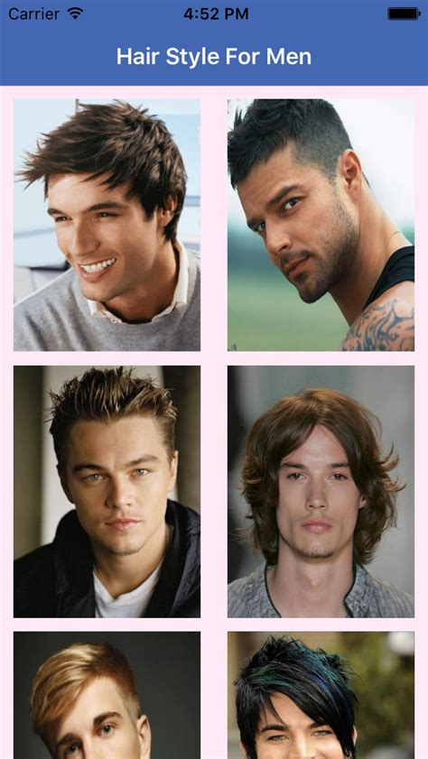 virtual hairstyles for men virtual mens hairstyles hairstyles
