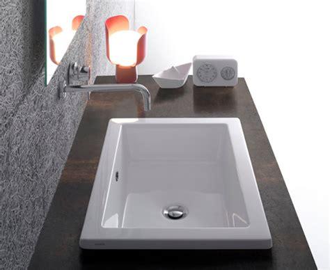 lavabo bagno incasso lavabo da incasso 58x42 cm forty3