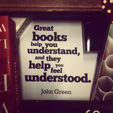 green a novel books great books help you understand and the by green