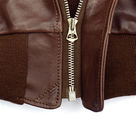Jaket Zipper 2 This Is Sriwijaya Fc wear leather coat company acme leather w535 ac 16160 type a 2 jacket