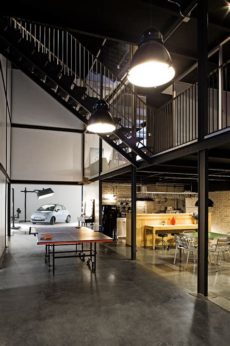 modern warehouse interior design warehouses make stunning office spaces