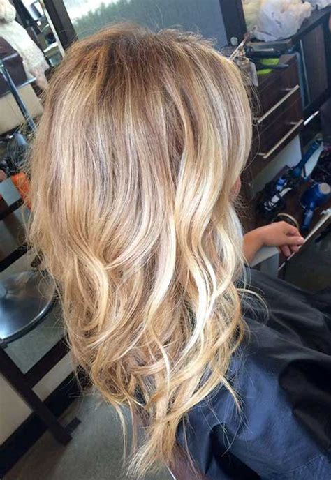 color hairstyles for blonde hair 25 blonde hair color ideas long hairstyles 2016 2017