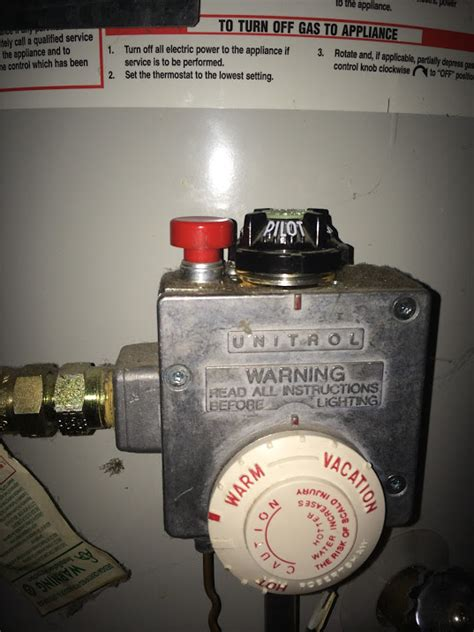 water heater will not light water heater pilot light does not stay on on gas burner