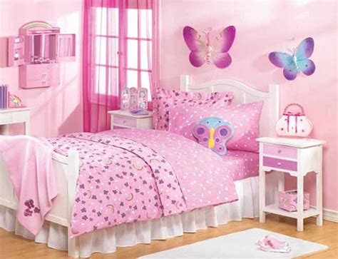 Ideas For Decorating Girls Bedroom