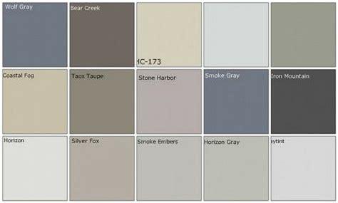 gray paint designers favorite colors colours