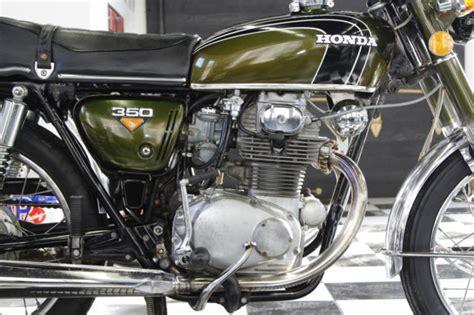1972 honda cb350k4 absolutely gorgeous original survivor