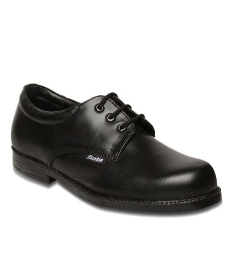 bata smart black school shoes for price in india buy
