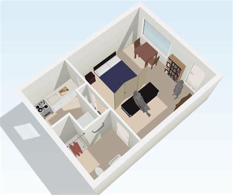 Riviera Apartments Studio Apartment Floorplan Layout 1 | riviera apartments studio apartment floorplan layout 1
