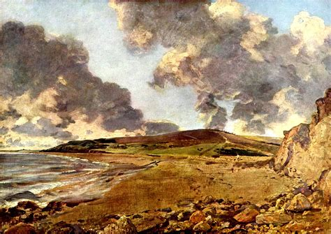 Landscape Artists Constable Great Britons Constable The Landscape Painter Who