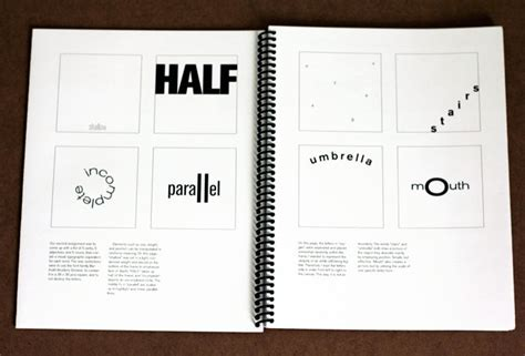9 Best Process Books Images On Pinterest Typography Graphic Designers And Letterpresses Process Book Template