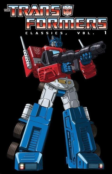 Classic G I Joe Volume 13 transformers classics vol 1 idw publishing