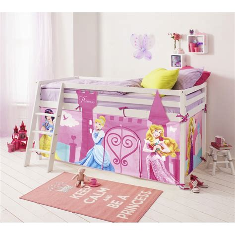 Princess Mid Sleeper by Tent For Midsleeper Cabin Bed