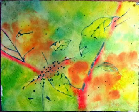 acrylic ink painting techniques watercolors and words acrylic ink watercolor