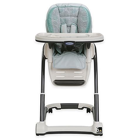 graco 174 blossom dlx 4 in 1 high chair seating system in