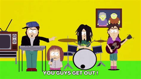 Living Room Band - living room band gif by south park find on giphy