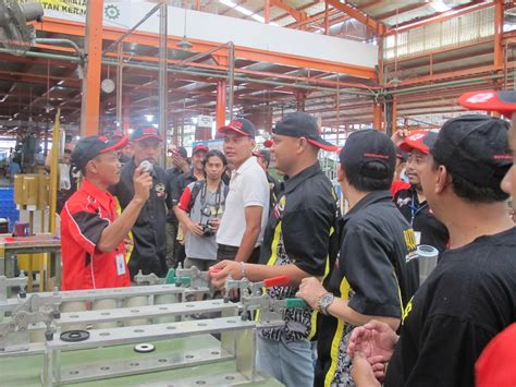 Air Filter Asli Daihatsu Gran Max Luxio gran max luxio club indonesia maxxio kunjungi pabrik
