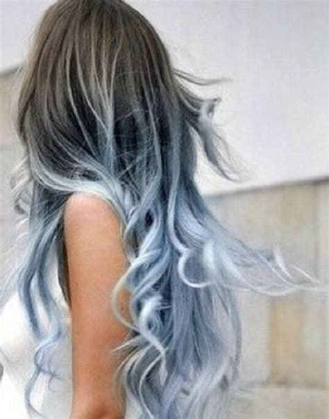cool hair dye colors 17 best ideas about colored highlights hair on
