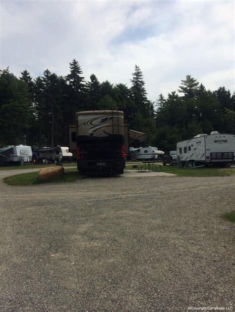 smugglers den campground southwest harbor maine