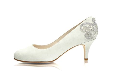 Wide Wedding Shoes by Wedding Shoes For Wide Sargasso Grey