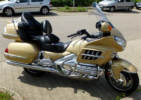 Motorrad Honda Hannover by Honda Goldwing Fotos Fahrzeugbilder De
