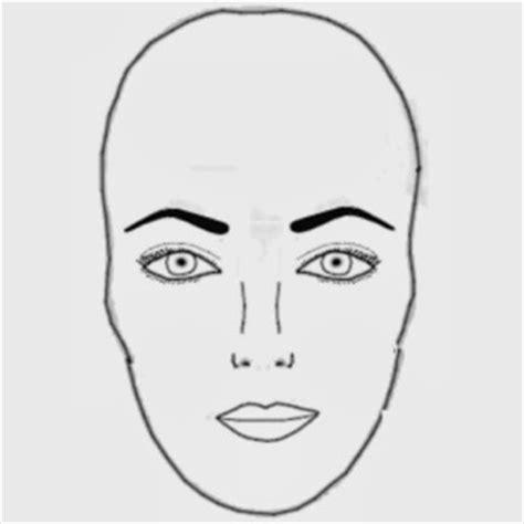 cara membuat alis wajah oval cara membentuk alis untuk pemula