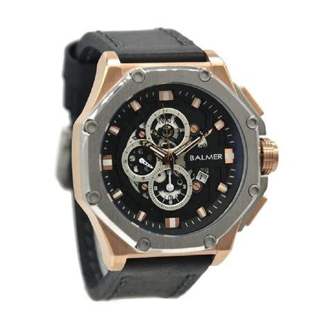 Jam Tangan Balmer Bl 7932 Silver Black Jam Chrono Original Jam jual balmer leather hitam rosegold ring silver plat jam tangan pria b 7932mr hitam