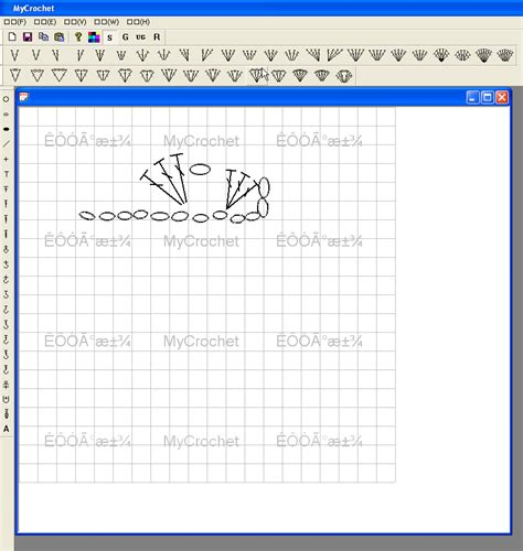 pattern generator online free crochet pattern maker software dancox for