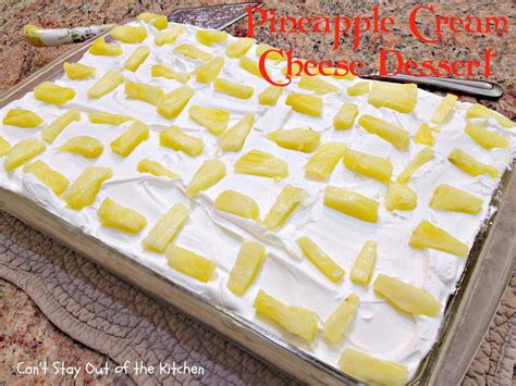 pineapple cheese dessert can t stay out of the kitchen