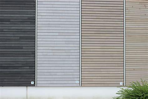 thermoholz fassade thermoholz fassade planbar galerie rhombusleisten f r