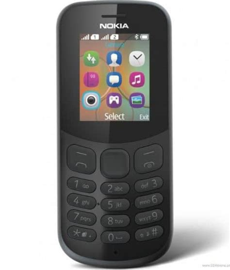 nokia 105 specifications price features nokia 105 2017 and nokia 130 2017 specs price features