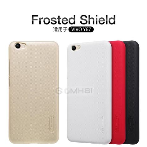Nillkin Frosted Shield Matte Cover For Vivo V5 Y67 vivo y67 v5 nillkin frosted shield end 1 12 2018 10 30 pm