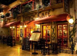 Dave warren portfolio the french cafe