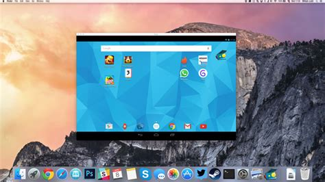 mac android emulator run android apps on mac the easy way andy the android emulator guide mobile