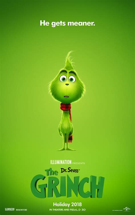 filme schauen dr seuss the grinch 2018 another top 25 movie posters for 2018 babbletop