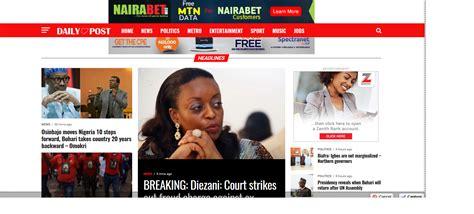 leadershipng news updates in nigeria nigerian news top 20 nigerian newspapers site best papers 2018