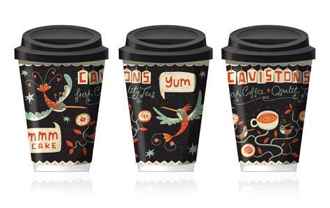 coffee cup design steve simpson